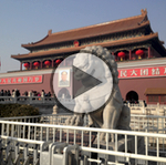 First Day in Beijing